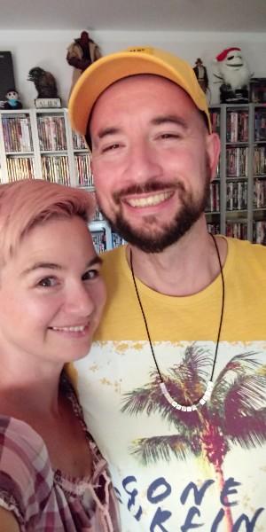 Mein Mann und ich